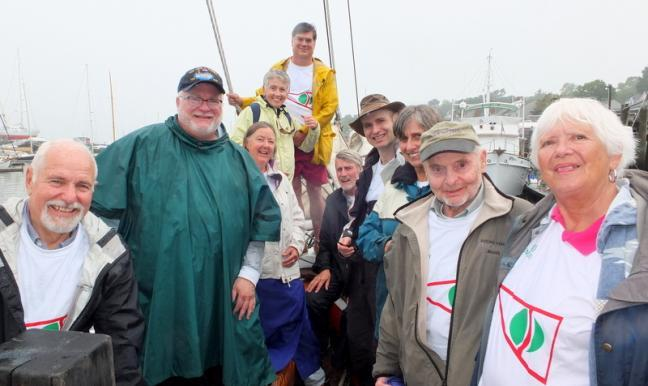 Around the world in 1978: 40-year reunion for the 'Appledore' crew